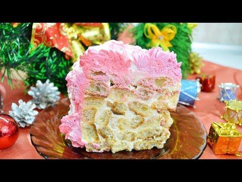 """Обалденный, очень нежный торт """"Дамские пальчики"""""""