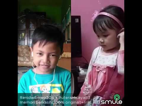 anak kecil menyanyi di smule