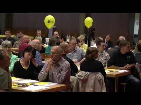 BDP Videonews zur DV in Genf und Wahlen Neuenburg, 2013