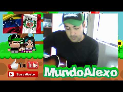 Venezolano canta en Perú - Esta canción se llama se llama Tú - Mundoalexo