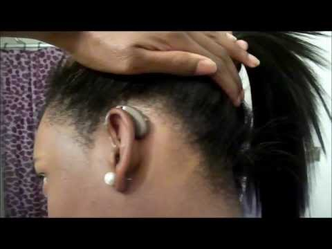 Best Sew-In For A Natural Ponytail