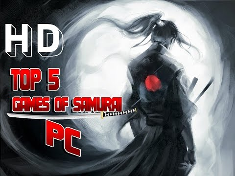 TOP 5 - Games of Samurai PC
