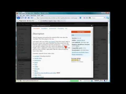 How to Add Streaming Video in WordPress? (40) Wordpress Video Tutorials