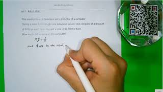 017 PSLE Math Teacher Jay
