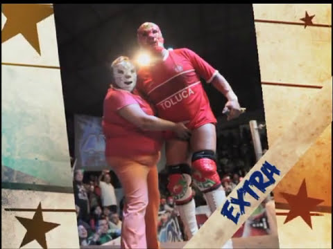 Top 10 Momentos Curiosos de la lucha libre en el 2012