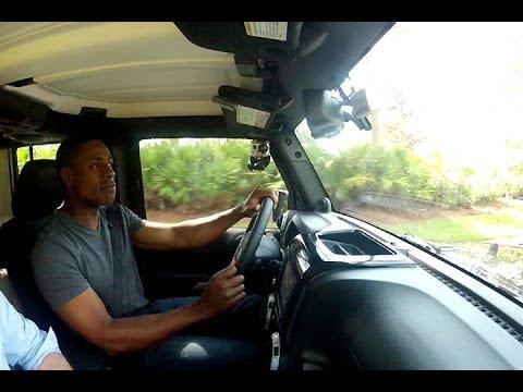 Riding Shotgun: Mets outfielder Curtis Granderson