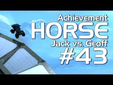 Halo: Reach - Achievement HORSE #43 (Jack vs. Geoff)