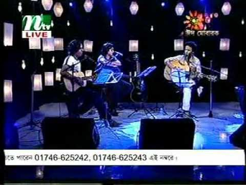 Bappa - Ami Tomake Bole Debo (live With Partho And Haider) video