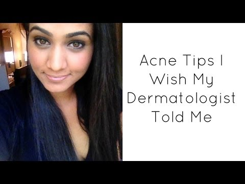 Acne Tips I Wish My Dermatologist Told Me (Part 2)