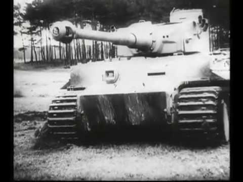 michael wittmann tiger tank battles at kursk german WW2 ss tank ace