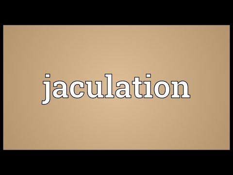 Header of Jaculation