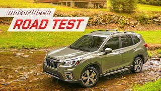 2019 Subaru Forester | Road Test