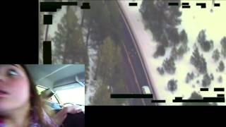 Video shows two camera angles of LaVoy Finicum shooting