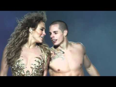 Dance Again - Jennifer Lopez En Argentina - Geba 21 6 2012 video