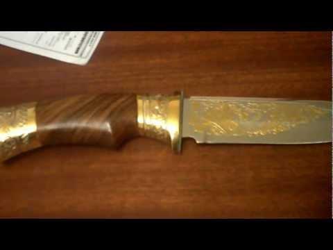 Изготовление гарды для ножа