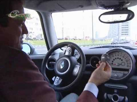Mini Cooper S Test Drive Part I