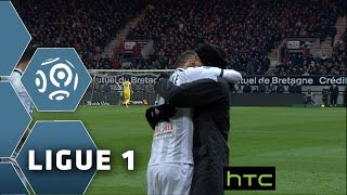 But Pierrick CAPELLE (30') / EA Guingamp - Angers SCO (2-2) -  / 2015-16