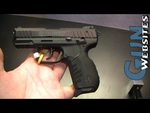 Ruger SR22 Polymer Pistol .22lr