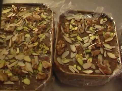Multani Sohan Halwa Report by javed iqbal amber