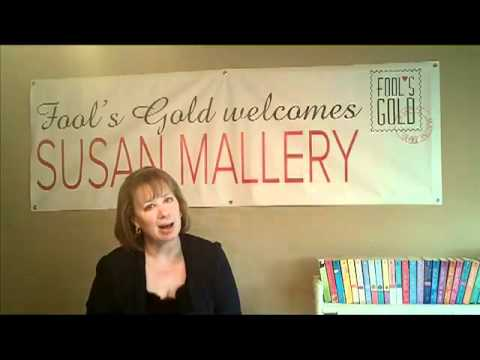 Susan Mallery on ONLY MINE