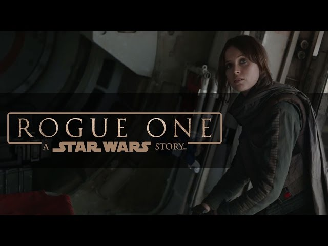Rogue One A Star Wars Story Trust