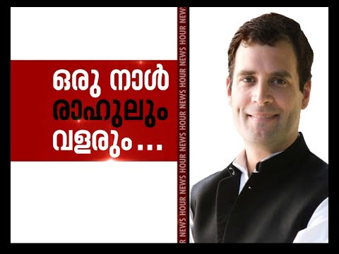 Rahul Gandhi back in active politics | News Hour 2 May 2015