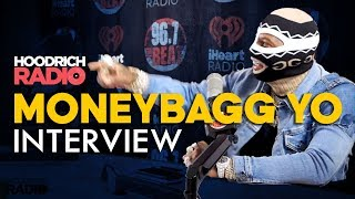 Moneybagg Yo Talks 'Reset', Collabing w/ J Cole, His Hometown of Memphis & More on Hoodrich Radio