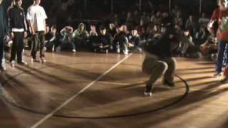 Gang Miliona Siniorów Drewna&Beeski(Sztewite) vs Audio Floor - Siedlce 2009