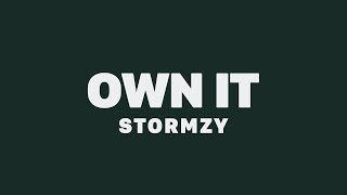 Stormzy - Own It (feat. Ed Sheeran & Burna Boy) [Lyrics]