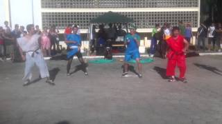 XVI Trote Integrado do CTC (2013.1) - Prova da Dança - Sistemas de Informação