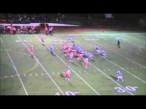 Samuel Mintah Junior Yr. Highlights Franklin Pierce High School #21
