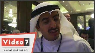 بالفيديو..عضو بالبنك التجارى الكويتى: مصر هى العمود الفقرى للوطن العربى