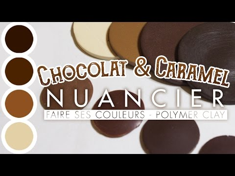 Nuancier couleur html page 1 10 all - Coloration chocolat caramel ...