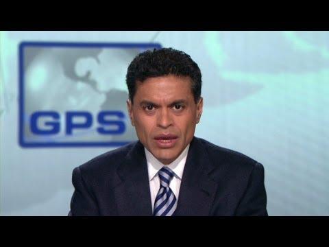 Fareed Zakaria GPS - Barak on pressuring Iran