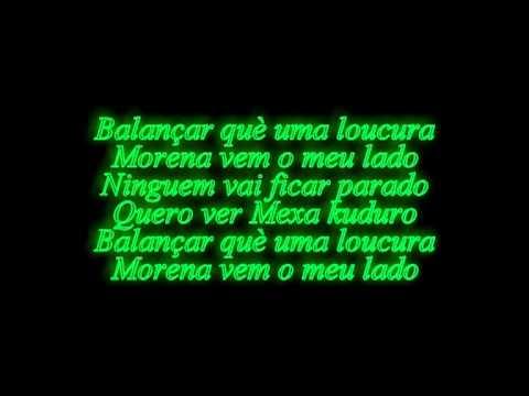 Danza Kuduro   Don Omar Lyrics On Screen video