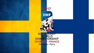 Sweden - Finland | Highlights | 2017 IIHF World Championship