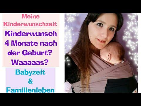 Meine Kinderwunsch - Zeit| schnell schwanger werden - nach der Geburt?| 3-Fach Mama| Baby