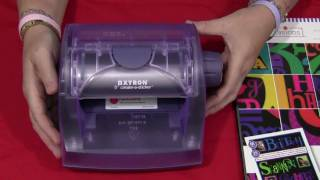 Xyron Create-A-Sticker Machine
