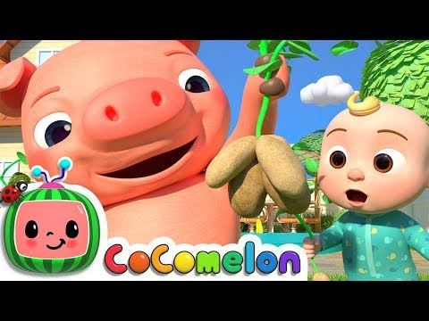 One Potato, Two Potatoes | CoCoMelon Nursery Rhymes