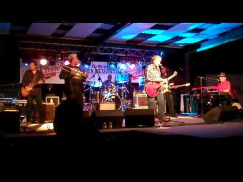 Elvin Bishop Live @ The White Mountain Boogie N' Blues Festival 2010