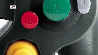 Nintendo Switch Gamecube Controller for Super Smash Bros. Ultimate - E3 2018