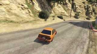 GTA 5 Drifting AE86 Levin ::Slidey cars cheat::