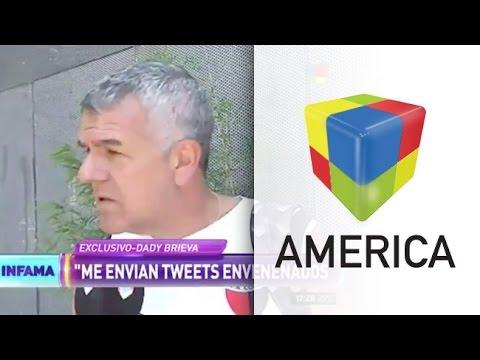 La furia tuitera de Dady Brieva tras despedirse de sus programas