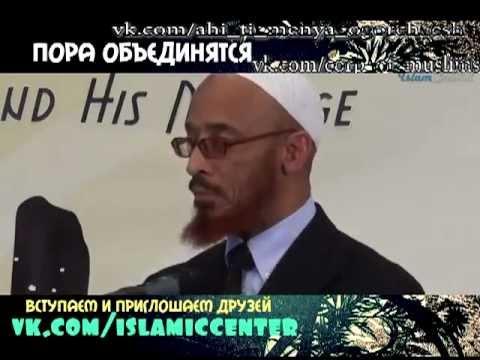 Sh. Халид Ясин ответ на оскорбление Мухаммеда ﷺ