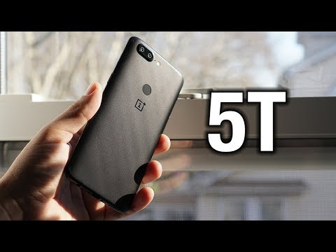OnePlus 5T Review: Get this one!