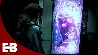 Resident Evil: Revelations - Easter eggs and curiosities