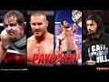 #Payback (2016) — FULL MATCH — Last Man Standing Match WWE Payback 2016 (WWE Network)