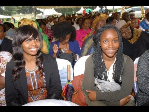 Kenya Vlog #1 A Kikuyu Wedding Part One video