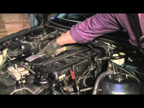Replacing the BMW M54 Crankcase Ventilation System. Part 1 of 3