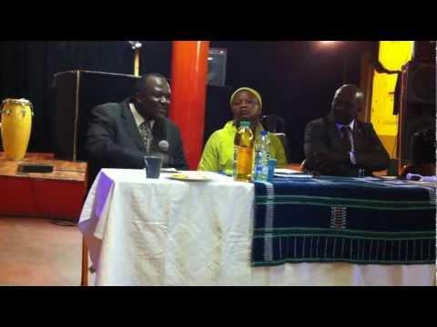 """""""CREPUSCULE D'UN GENOCIDE A L'OUEST DE LA COTE D'IVOIRE"""" (Prof COOVI GOMEZ)"""